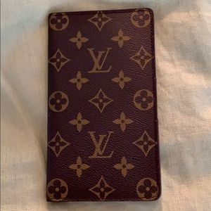 Louis Vuitton Document and Card  Holder